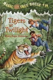 Tigers at twilight